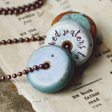 undreamed shores necklace