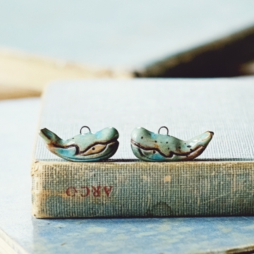 whale pendants