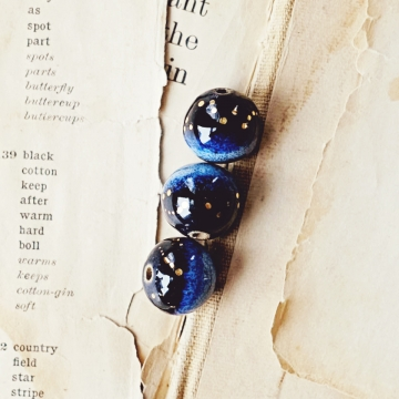 Milky way beads