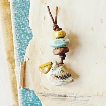 pelican + pebbles