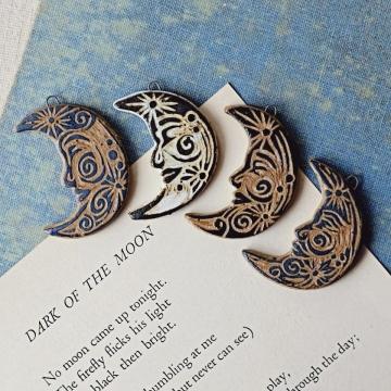 Boho moons