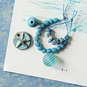 mermaid inspiration kit