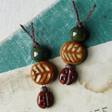 lady bug garden sets