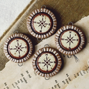 driftwood compasses